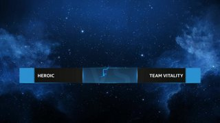 CS:GO - Vitality vs. Heroic [Dust2] Map 2 - Group B - IEM Chicago 2019