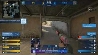 RERUN: Vitality vs. Cloud9 [Mirage] Swiss Ro3 - Legends Stage - IEM Katowice 2019