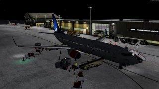[P3D] | Takeoff | Sim and Chill? SAS4425 - Svalbard to Tromso!