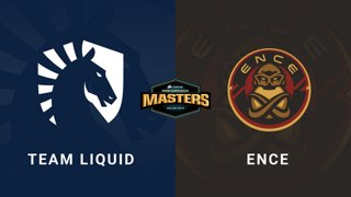 Liquid vs ENCE - Grand Final - Overpass - CORSAIR DreamHack Masters Dallas 2019