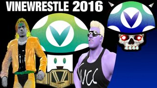 Joel || Vinewrestle 2016 FULL STREAM