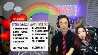 FusFam's Got Talent 4 - Round 2 - SpadeXero