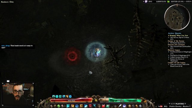 Quick explanation of the Grim Dawn Item Assistant
