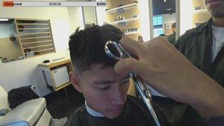 San Jose, Twitchcon prep - Haircut day kaotykS !backflip !social