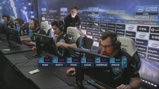 RERUN: Renegades vs. AVANGAR [Train] Swiss Round 1 - Challenger Stage - IEM Katowice 2019