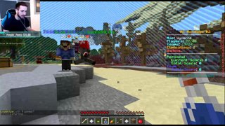 Highlight: #MinecraftMonday Hunger Games starts at 1PM PDT/4pm EDT