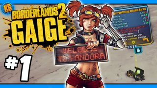 En-Gaige the Ultimate Mechromancer Day #1