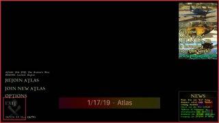 WGNN - Atlas 1/17/19 (DamianKnightLiveinHD)