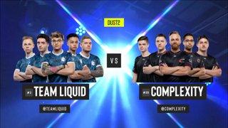 CS:GO - compLexity vs. Liquid [Dust2] Map 2 - Group B - ESL Pro League Season 9 Americas