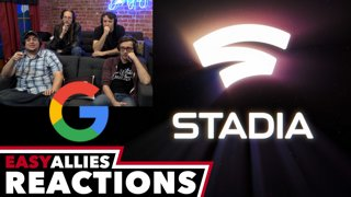 Google Stadia GDC Keynote - Easy Allies Reactions