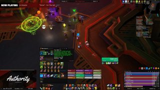Raid Kill: <Authority> Mythic Vectis Kill
