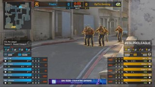 CS:GO - Fnatic vs. OpTic [Dust2] Map 3 - Group A - ESL Pro League Season 9 Europe