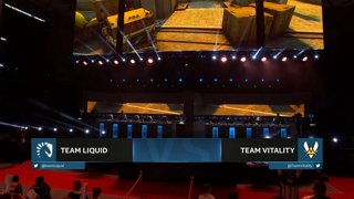 CS:GO - Team Liquid vs. Vitality [Overpass] Map 2 - Semi-Final - IEM Chicago 2019