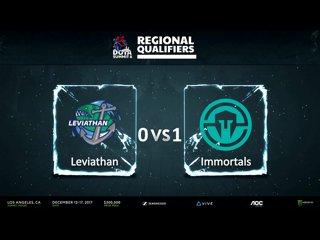 видео: Leviathan vs Imm, 2