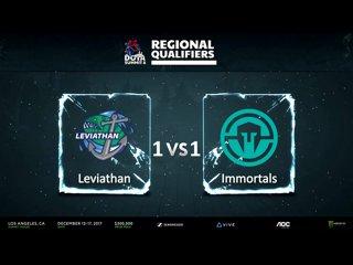 видео: Leviathan vs Imm, 3