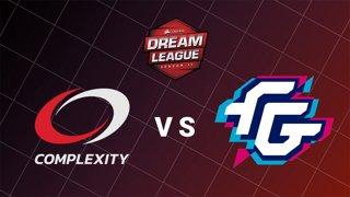 Complexity vs Forward Gaming - Game 1 - MAJOR Qualifiers - CORSAIR DreamLeague Season 11