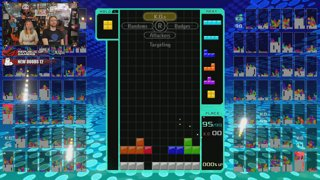 VALENTINES DAY w/Max & JaeJae - Tetris 99 & Monster Hunter (Thu 2-14)