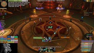 Vanguard vs Odyn Mythic