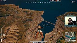 PUBG 1 Man Squad Game #10 | 19 Kills | M416 Chicken Delivery