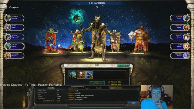 Peelthemello Anubis Mid 10k 4d 6a Crucial Yimir Assists Twitch