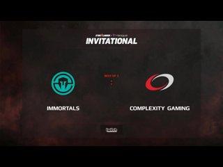 видео: immortals vs col, 1