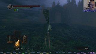 dark souls caveman% speedrun