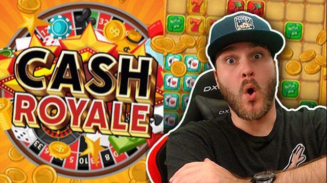 #Sponsored Cash Royale Game Play