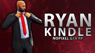 Ryan Kindle on NoPixel GTA RP w/ dasMEHDI - Return Day 60