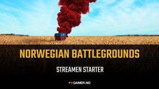 Norwegian Battlegrounds. 1 Divisjon. Week 1. Lobby A.