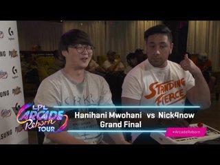 #ArcadeReborn Tour Christchurch Regional Championship Grand Final – Nick4now vs Hanihani Mwohani