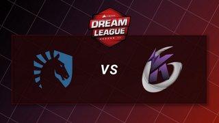 Team Liquid vs Keen Gaming - Game 1 - CORSAIR DreamLeague S11 - The Stockholm Major