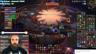 Orgozoa: The Eternal Palace (Normal) - 415 iLvl Fury Warrior DPS