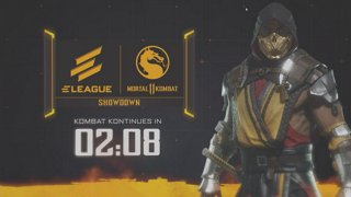 The ELEAGUE Mortal Kombat 11 Showdown - Live Now!