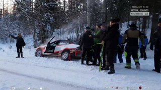 Winter Rally in Finland! SOS!