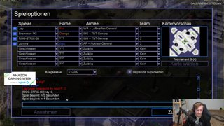 RTS OLYMPIADE vs PIETSMIET - C&C - GAME 2