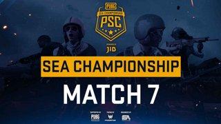 [PSC] [TH] JIB PUBG SEA Championship Phase 3  Game 7