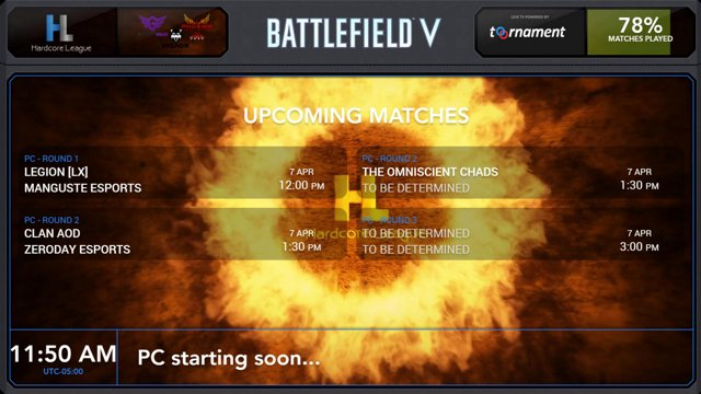 battlefield 1 update hardcore
