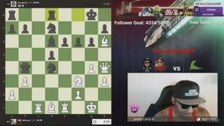 Twitch Rivals - Chess.com Komodo Boss Rush Challenge