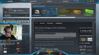 CS:GO - zonixx SICK Deagle ACE