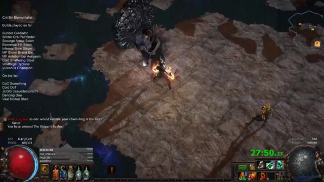 Zzat's Vulconus Champion - Uber Elder kill