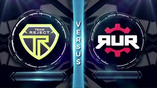 FCS W7D1 - RUR ESPORTS vs TEAM REJECT