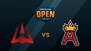 Avangar vs Aristocracy - Overpass - Group A - DreamHack Open Summer 2019