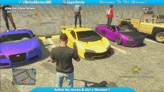 Ugarmy Gta 5 Online Insane Car Show Rare Beast Cars Gta V
