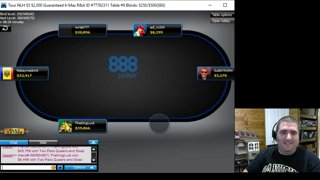 Bigger 27 Final Two Tables