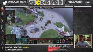Vickmann - Payday 2 en linea - Twitch