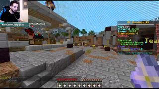 Highlight: Team KYR SP33DY and SideArms! - #MinecraftMonday MINI GAMES!