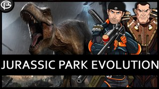 Jurassic Park Evolution - Part 1