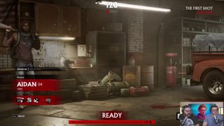 Overkill's The Walking Dead: Co-op FPS Zombie Gameplay From Makers of Payday - IGN Plays Live