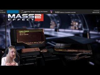 Highlight: Mass Effect 2 Ep 1. - Starlight Game Changers!!