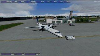 FlightAviationSimulation - PREPAR3D v4 3 VATSIM✈KSEA TO